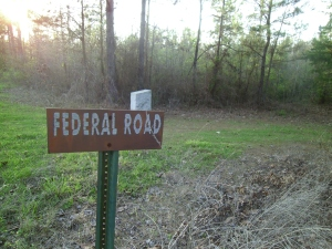 Old Federal Road